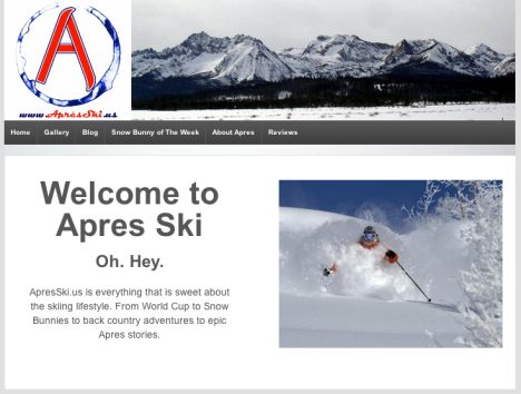 Apres's New Look